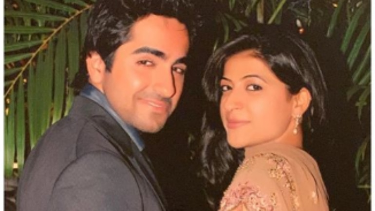 ayushmann khurrana wife picture before marriage
