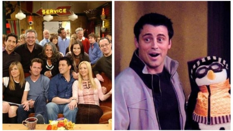 Friends's props are being auctioned