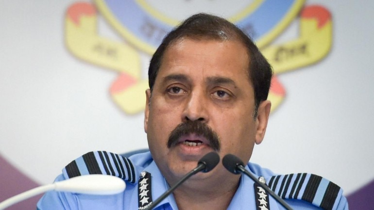 Gaganyaan crew screening process being done professionally: IAF chief