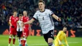 Germany crush Belarus 4-0 to qualify for Euro 2020, Netherlands also in main draw