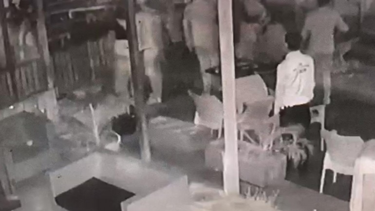 Man thrashed by bottle, wife molested during brawl at Gurugram restaurant