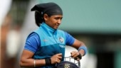 Harmanpreet Kaur takes stunning catch in India's 1-run loss to West Indies women