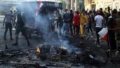 Baghdad bombings kill 5 as Iraqis protest government