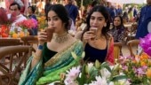 Janhvi Kapoor wishes birthday girl Khushi with unseen pics and videos: You are my lifeline