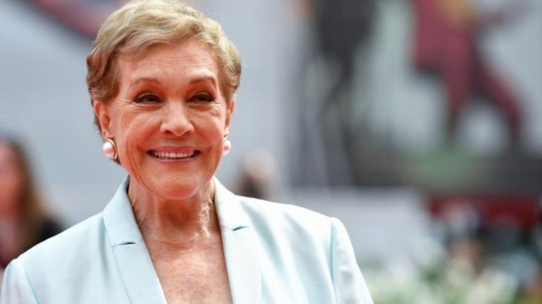 Julie Andrews (Photo: Reuters)