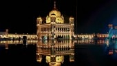 Politicians split, faithful unite over Guru Nanak in the cradle of Sikhism