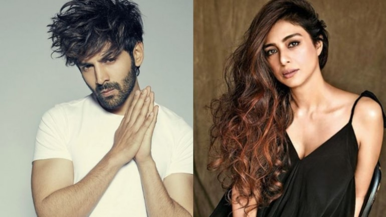Kartik Aaryan will work with Tabu in Bhool Bhulaiyaa 2.