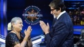 KBC 11: Amitabh Bachchan welcomes Infosys Foundation head Sudha Murty in Karamveer Special