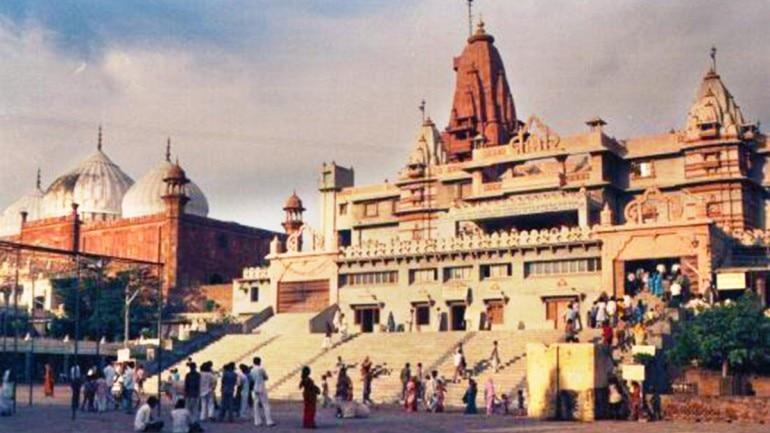 Image result for krishna janambhoomi
