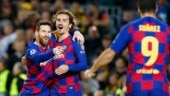 Champions League: Lionel Messi scores in his 700th match to guide Bareclona into Round of 16