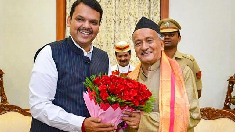 maharashtra governor, president's rule