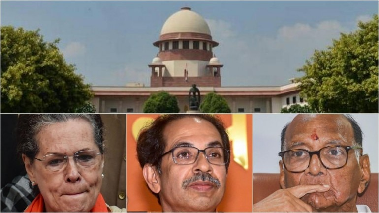 Shiv Sena to contest Maharashtra President's Rule in Supreme Court today