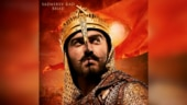 Arjun Kapoor is warrior Sadashiv Rao Bhau in Panipat new look poster