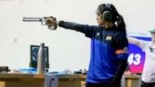 Shooting World Cup: Manu Bhaker, Rahi Sarnobat out of 25m air pistol finals