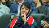 Mehbooba Mufti's daughter appeals J&K admn to shift her mother to place equipped for winter