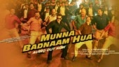 Dabangg 3 Munna Badnaam Hua out: Salman Khan calls it mix of Kamaal Khan ki awaaz aur Badshah ka rap