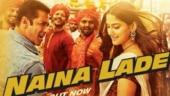 Salman Khan unveils Naina Lade from Dabangg 3. Fans say audio wala strategy achcha nahi