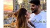 Nayanthara rings in birthday with boyfriend Vignesh Shivan in New York. See pics
