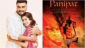 Janhvi Kapoor wants you to watch Arjun Kapoor's Panipat trailer now