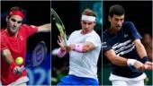 ATP Finals: When and Where to watch Roger Federer, Novak Djokovic and Rafael Nadal live
