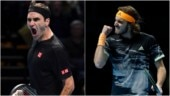 ATP Finals: When and where to watch Roger Federer vs Stefanos Tsitsipas semi-final live