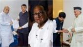 Fadnavis, Pawar, Sanjay Raut: 3 meetings in one day keep Maharashtra potboiler running