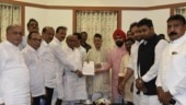 Congress delegation meets Maha governor, demands justice for PMC Bank account holders