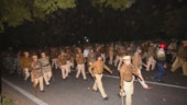 JNU protest: Cops chase away protesters as JNU officials gear up to meet HRD secretary