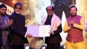 Rajinikanth honoured with Icon of Golden Jubilee award at IFFI 2019. See pics