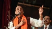 No power in world can stop Ram temple construction in Ayodhya: Rajnath Singh