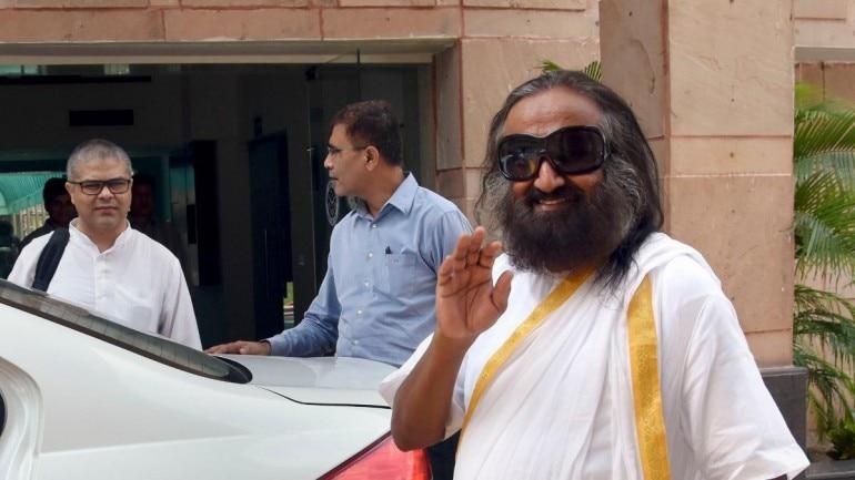 Sri Sri Ravi Shankar welcomes Ayodhya verdict