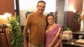 In singles from here on: Ravi Shastri wishes mother on her 80th birthday