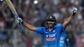 Dropped on 4, makes 264: Remembering Rohit Sharma's record-breaking ODI knock