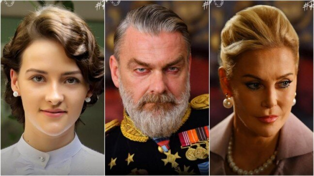 SS Rajamouli ropes in Olivia Morris Ray Stevenson and Alison Doody for RRR