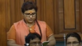 Sadhvi Pragya apologises for Godse praise in Lok Sabha but with riders, BJP demands Rahul Gandhi's apology