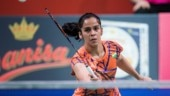 Saina Nehwal knocked out of Hong Kong Open after 1st round defeat