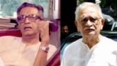 IFFI uses Gulzar's pic for Satyajit Ray on film credit, it goes viral. Corrects mistake later