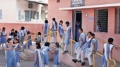 No toilet in government school in UP Basic Education Minister's constituency