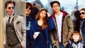 Day after SRK's birthday, Gauri Khan posts perfect family pic: Squeezing memories into one frame