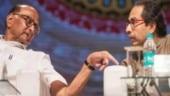 Uddhav, Aaditya Thackeray hold late-night meeting at Sharad Pawar's home