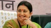 Need to extend gender sensitisation programmes to all schools across India: Smriti Irani
