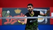 Hong Kong Open: Kidambi Srikanth gets 1st round walkover after Kento Momota pull-out