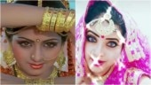 TikTok's Sridevi takes over the Internet. Watch her recreate Himmatwala, Nagina, ChaalBaaz songs