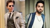 Ayushmann Khurrana reveals he wants to write a script for Shah Rukh Khan
