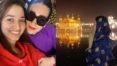 Tamannaah Bhatia meets her idol Karisma Kapoor on flight to Amritsar: Your warmth is infectious