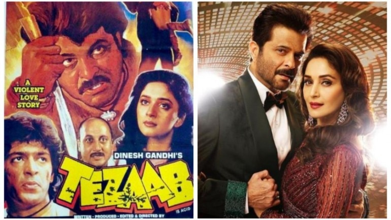 Tezaab has completed 31 years of its release in Hindi cinema