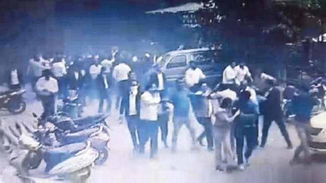 Cops vs Lawyers row: Woman DCP could have been lynched by frenzied mob at Tis Hazari court, says Delhi Police