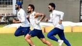 Impossible to outrun Ravindra Jadeja: Virat Kohli on India's training sessions