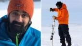 A Kerala scientist's Arctic quest: nosy bears, unending night and icy zen