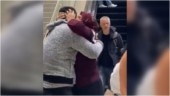 Syrian refugee woman in Canada meets son after 3 years. Viral video makes Internet tear up